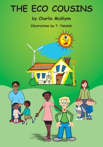 Cover of the Eco Cousins story book